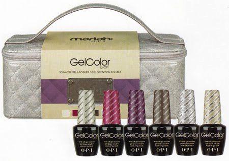 OPI Holiday 2013 Mariah Carey Gel Color OPI Holiday 2013 Mariah Carey Collection Part 2   New Gift Sets!