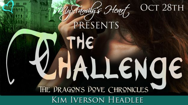 .: Blitz  The Challenge by Kim Iverson Headlee :.