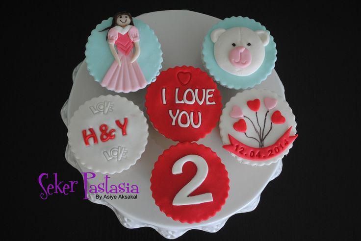 Prenses Cupcake