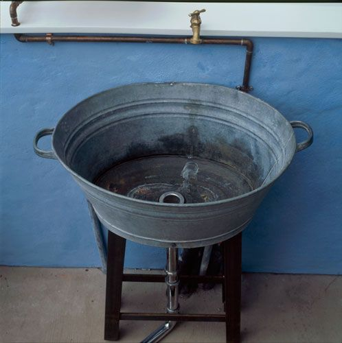 Double Wash Tub Sink : ... Double Sink, Outdoor Sink, Garden Tubs, Tubs Sink, Height Greenhouses