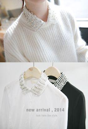 에뚜왈 blouse
