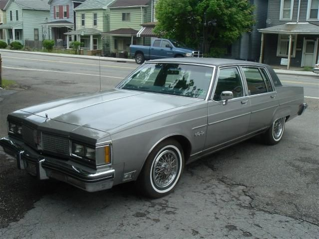 Oldsmobile Ninety Eight Regency: Automobile