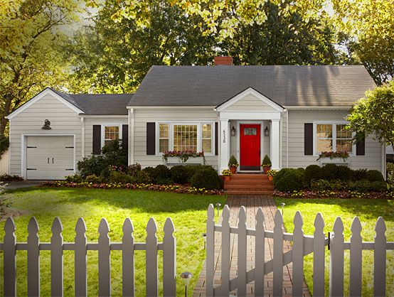 17+ Ideas About Exterior Paint Combinations On Pinterest