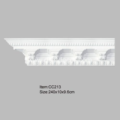 Wa S Leading Supplier Of High Quality Ceiling: China Artistic Polyurethane Cornices For Luxurious