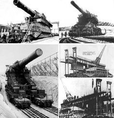 Schwerer Gustav - The Biggest Cannon During WWII
