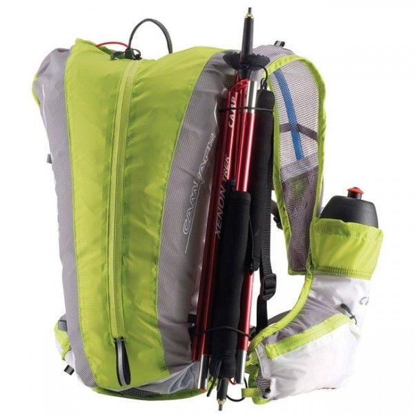 Batoh Camp Trail Vest Light je ľahký batoh vyvinutý špeciálne pre diaľkových bežcov a extrémne preteky. #running #beh #batoh