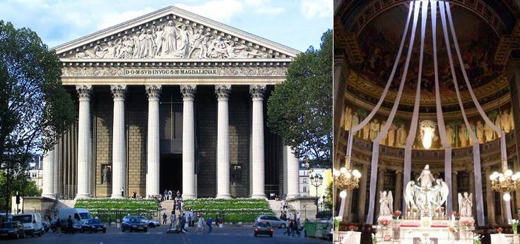 Concerts at La Madeleine Church: Mozart Requiem, Paris