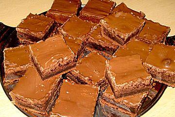 Nutella - Pudding - Kuchen