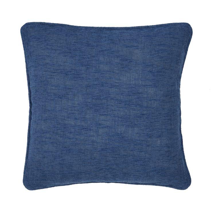 Julian Charles camden indigo cushion