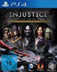 Injustice Game of the Year Edition PS4 Beschreibung: Was, wenn unsere größten Helden plötzlich zu unserer größten Bedrohung würden?