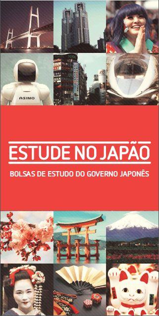 Bolsas de Estudo MEXT (Monbukagakusho) : Embaixada do Japão no Brasil