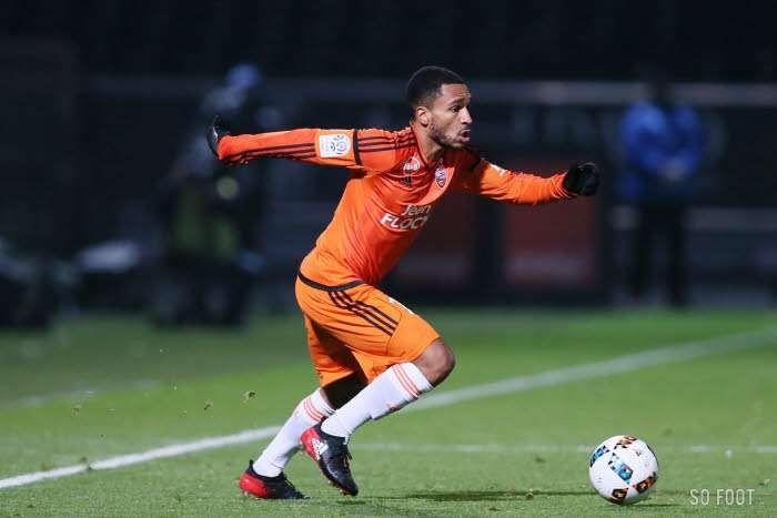 Lorient 1-1 Quevilly-Rouen Buts : Marveaux (72e sp) pour Lorient // Gapka (37e) pour Quevilly-Rouen En Domino's Ligue 2, les promus ont la ...
