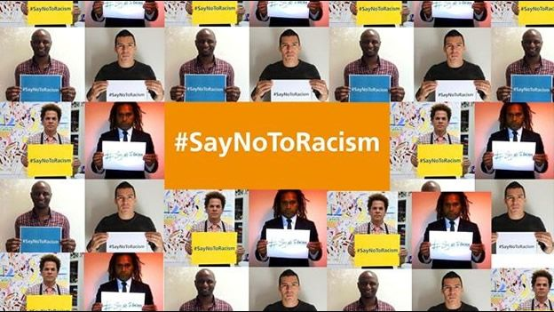 La FIFA te invita a expresarte en contra del racismo con una 'selfie' El organismo internacional de futbol busca que los usuarios se sumen a la causa en contra de la discriminacion en el deporte