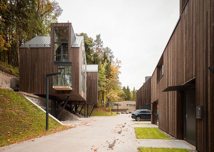 Gallery of Housing Development Rasu Namai / Paleko Arch Studija + PLAZMA - 10