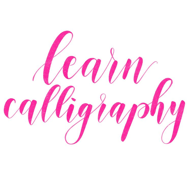 Best write pretty things modern calligraphy images on