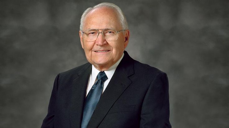 Elder L. Tom Perry Dies at Age 92 I actually had met him a couple of years ago, and so it is very heartbreaking to see him die. My condolances to his family and friends.