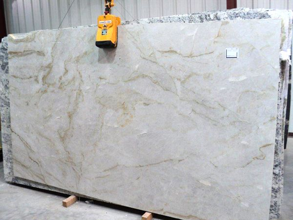 Champagne Quartzite Slab 31236 Kitchen In 2019 Kitchen