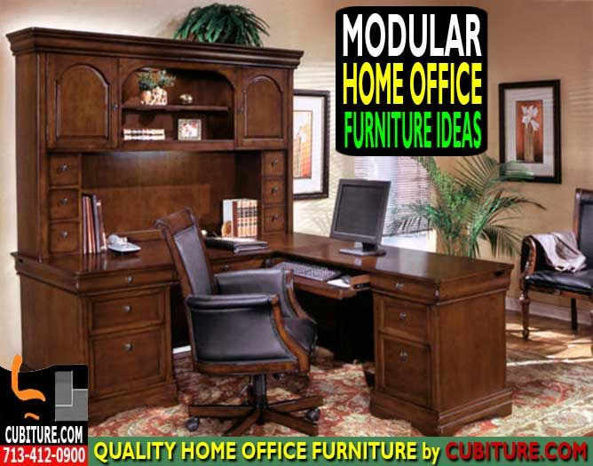 Houston Home Office Furniture Amusing Inspiration