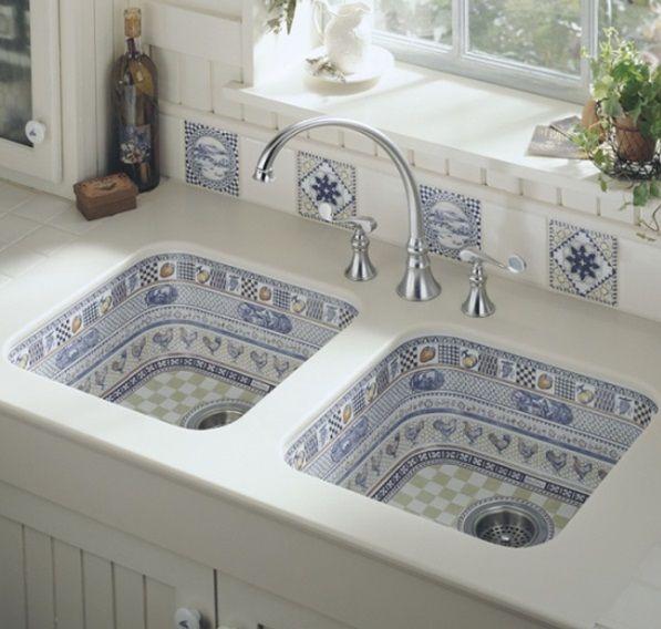 Beautiful Kitchen Sink Design By Kohler Ipc314