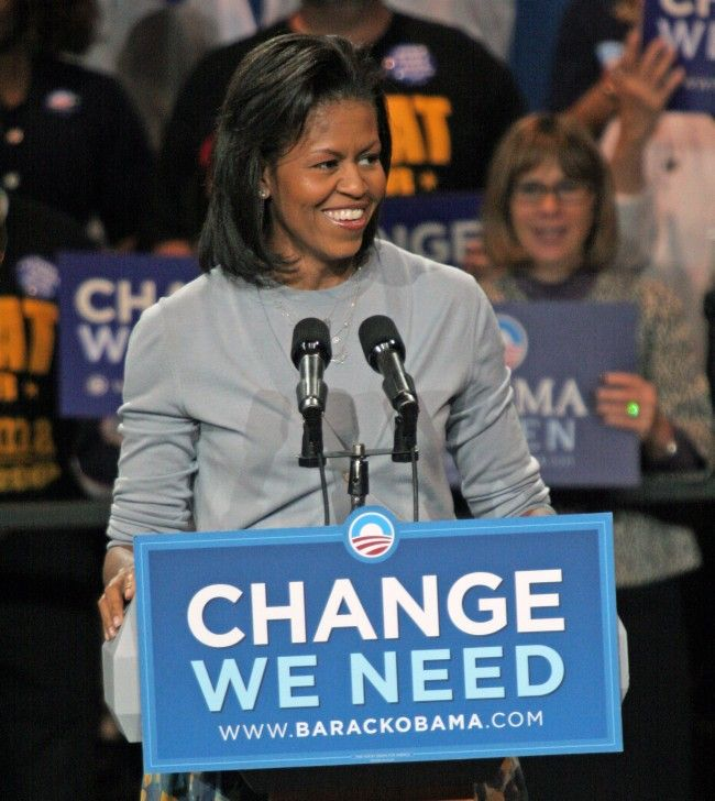 Michelle Obama, leadership & Quotes [post]
