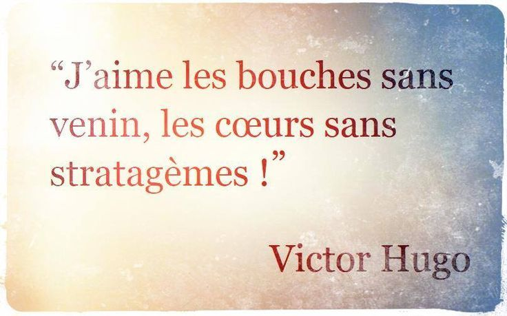 Victor Hugo                                                       …