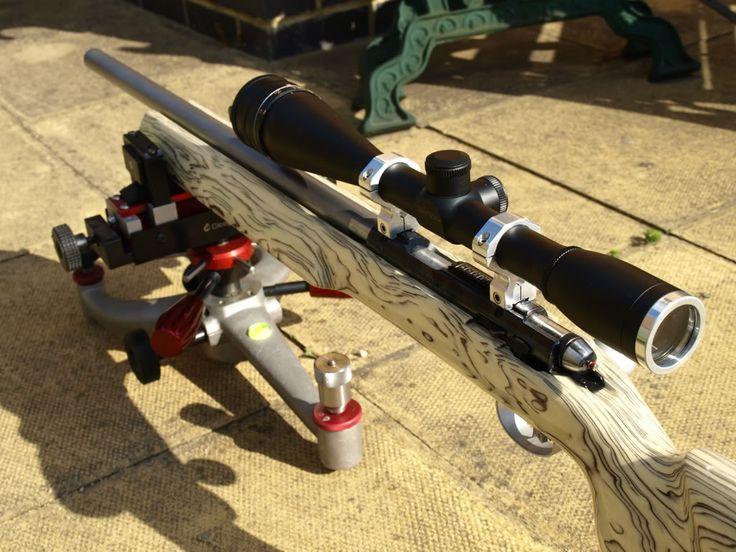 show of your rimfire benchrest rifles