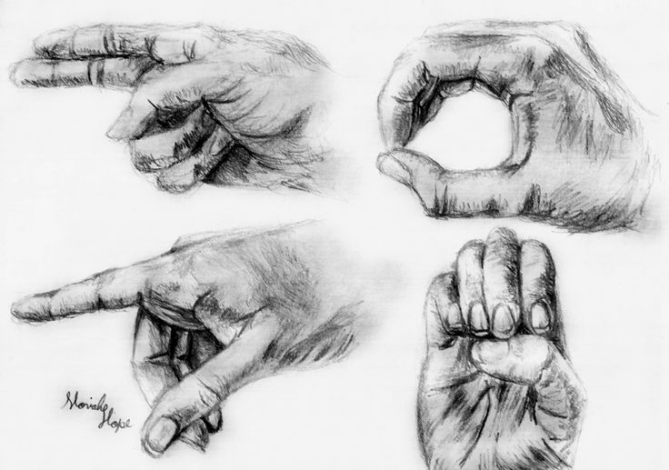 """""""H.O.P.E"""" By Moriah Hengst Graphite"""