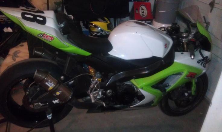 2007 GSXR 1000 - http://get.sm/OgU72PJ #wera Suzuki,GSXR 1000,racebike,suzuki