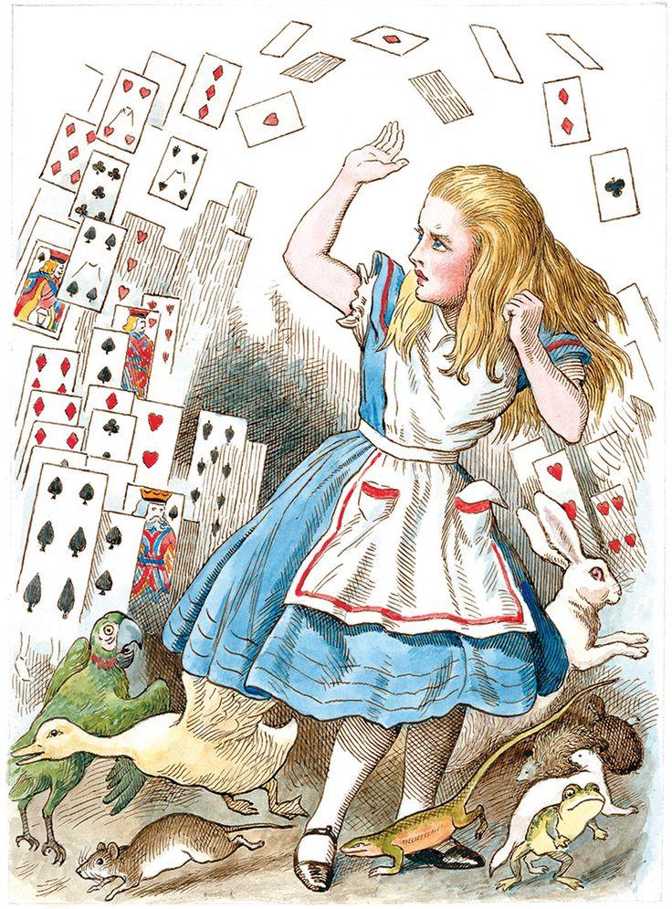 What Is The Original Alice In Wonderland Book