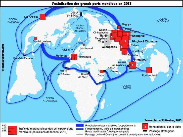Pinterest the world s catalog of ideas - Le plus grand port en afrique ...