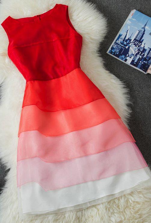 Gorgeous tone dress