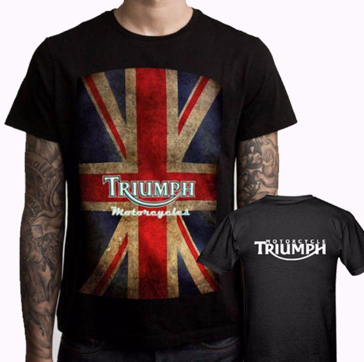 best 10+ triumph motorcycle t shirts ideas on pinterest