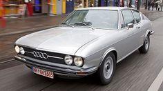 Audi Coupé C1 1969-76 Maintenance/restoration of old/vintage vehicles: the mate…