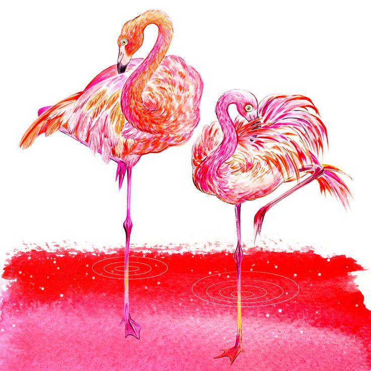 розовые картинки нарисовать