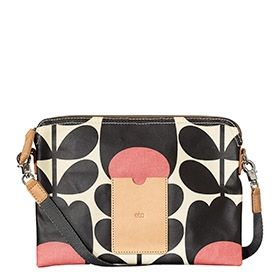 Orla Kiely Tulip Stem Travel Pouch in Stock now at Contemporary Pieces