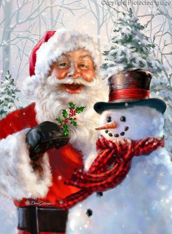 1,426 - Santa y Frosty.jpg | Gelsinger Licensing Group
