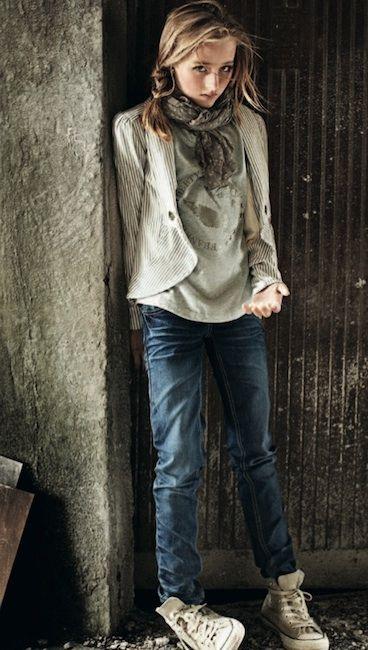 Frankie and Liberty, marca de moda para jovencitas http://www.minimoda.es                                                                                                                                                                                 Más