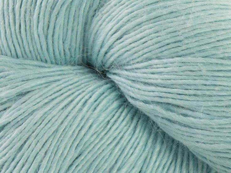 Cloudborn Alpaca Wool and Silk Fingering Yarn | Craftsy