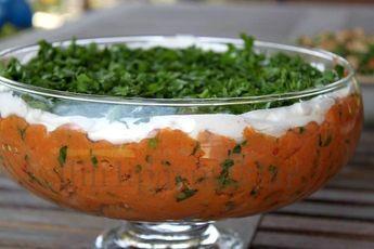 salad, mercimekli , salata