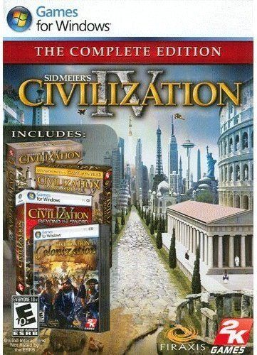 Amazon.com: Sid Meiers Civilization IV: The Complete Edition [Download]: Video Games  for Jack?