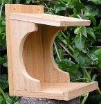 Mourning Dove Nesting Box-  I need one of these.  I love them.