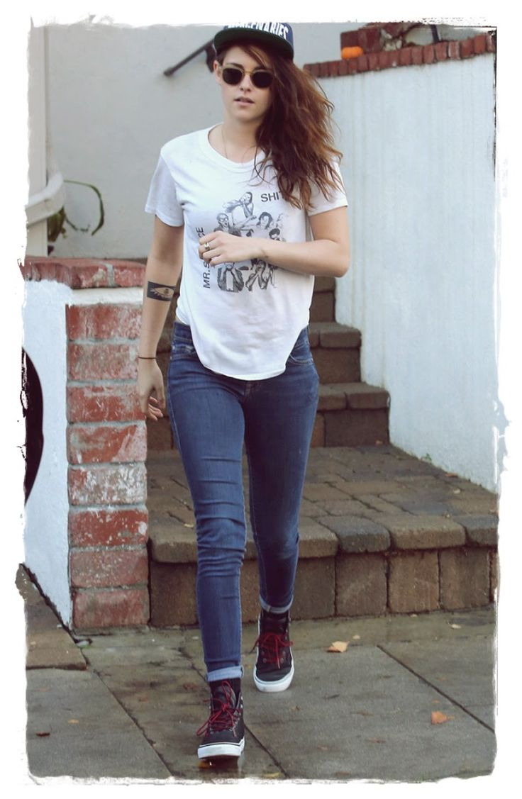 Kristen Stewart Street Style Looks 5 I Could Pin Every Picture Of Hers And They 39 D Be My Style