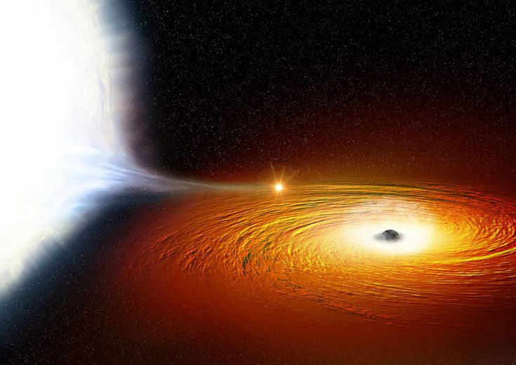 Rsearchers from Los Alamos National Laboratory have helped explain the existence of puzzling supermassive black holes observed in the early universe.