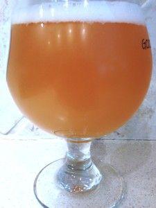 Belgian Style Oatmeal Blonde Ale