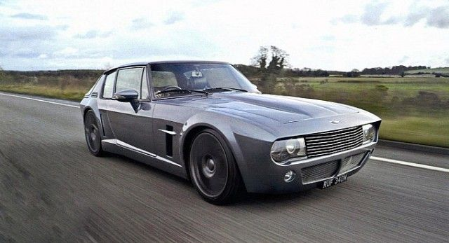Jensen Interceptor V10
