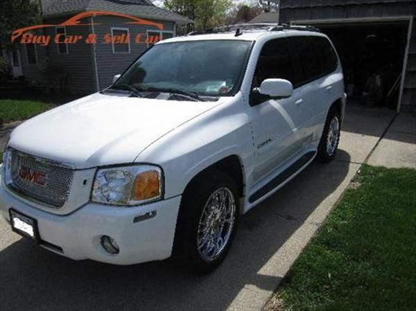 envoy denali rims used 2007 gmc envoy denali 19 000 i. Black Bedroom Furniture Sets. Home Design Ideas