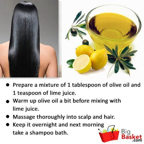 For itchy scalp, dandruff & dry hair