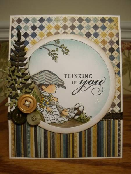 Relax by mitchygitchygoomy - Cards and Paper Crafts at Splitcoaststampers