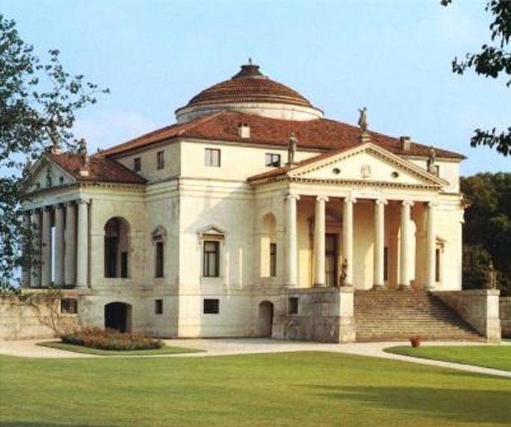 Andrea Palladio - Villa Rotonda