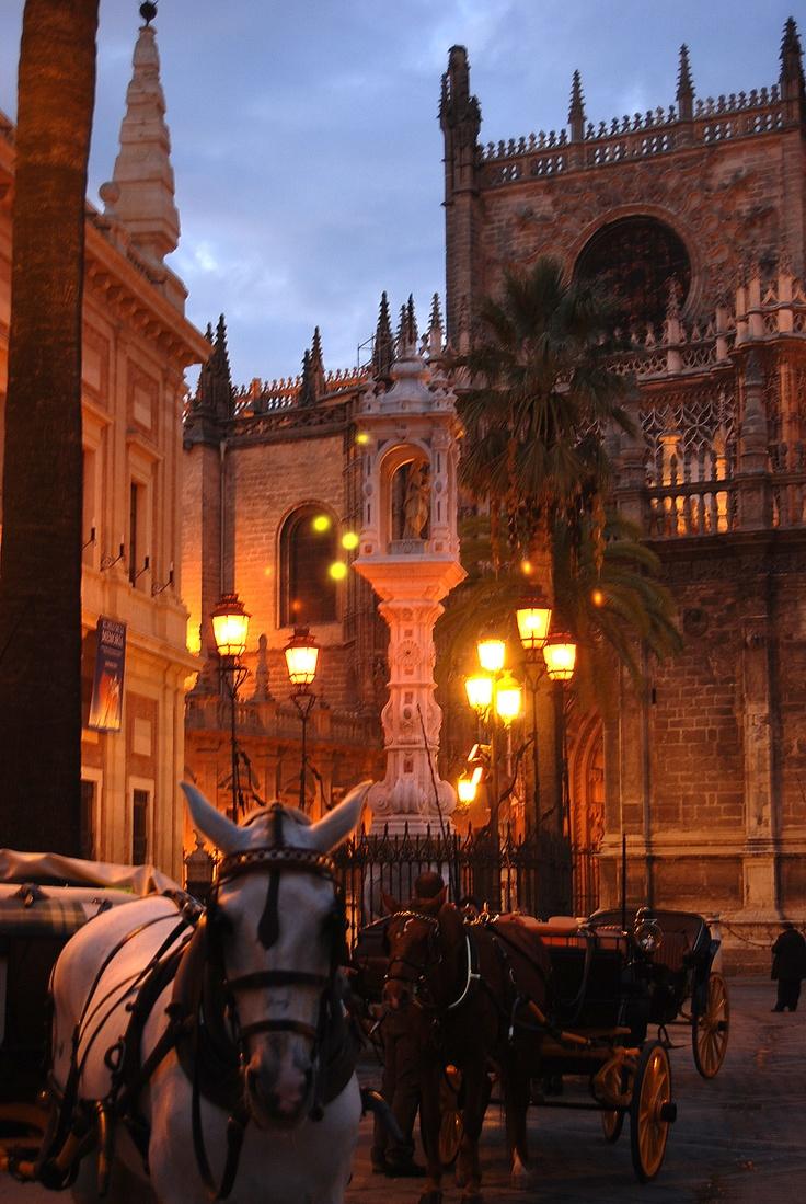 Sevilla, España: algún día pisaré tu Tierra.